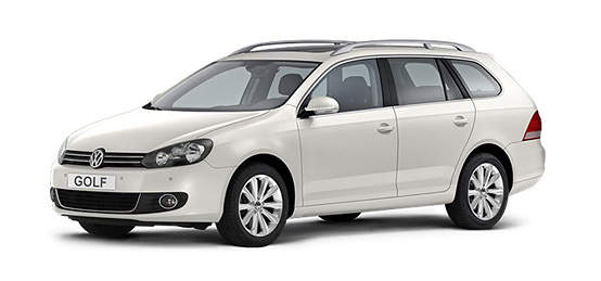 Volkswagen Golf универсал (2009-2013)