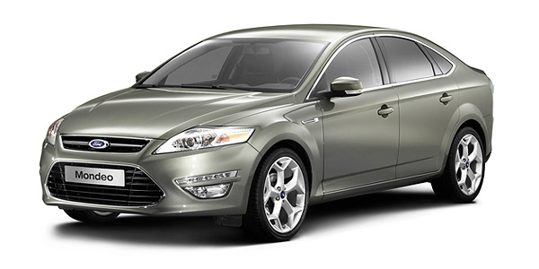 Ford Mondeo седан (2010-2014)