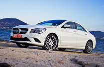 Mercedes-Benz CLA-Класс 2013