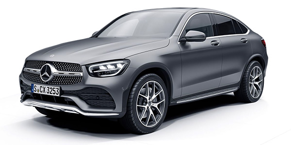 Mercedes-Benz GLC-Купе