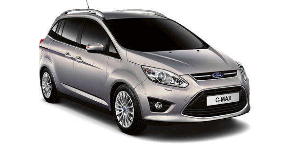 Ford Grand C-MAX (2010-2015)