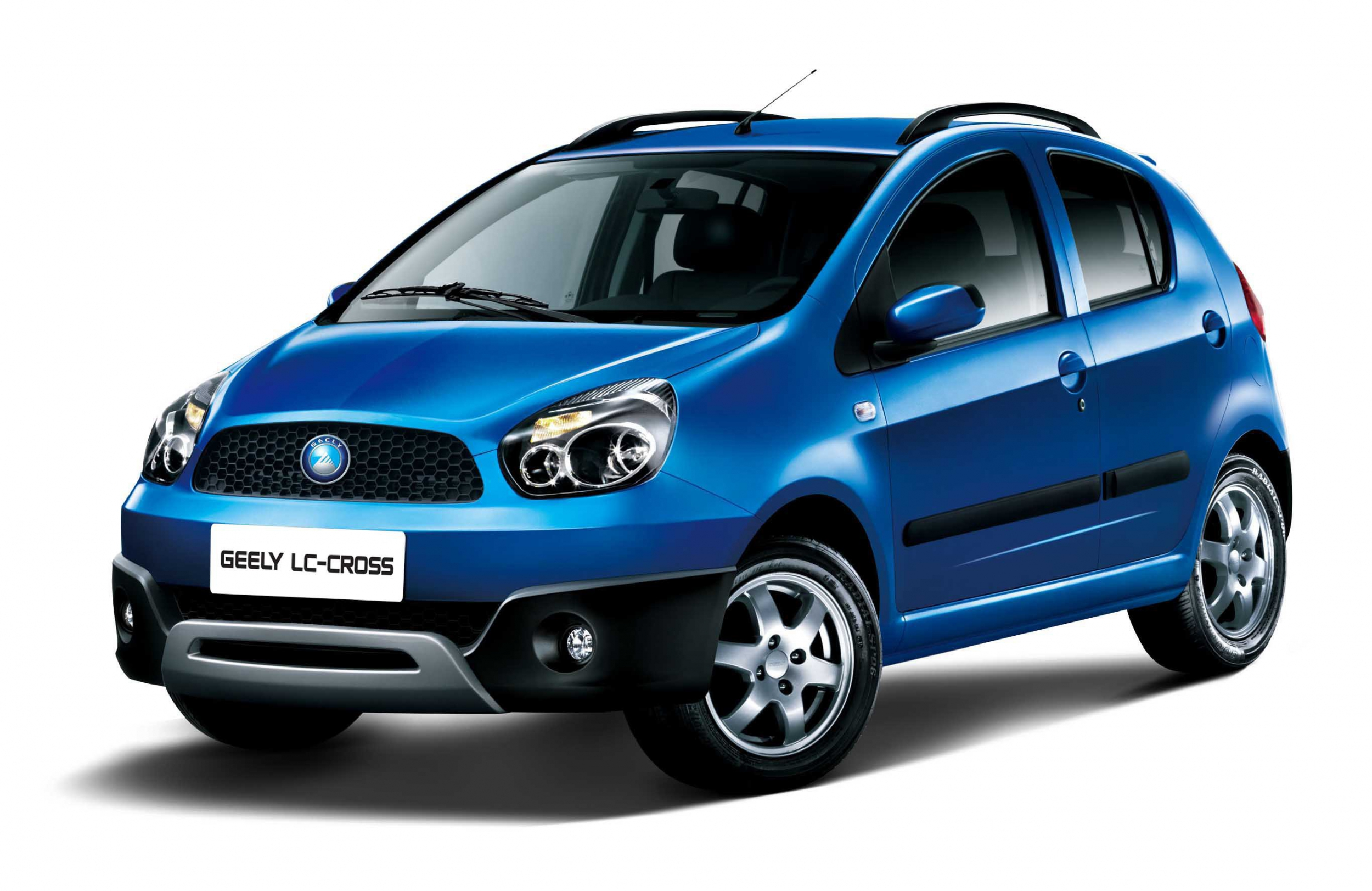 geely lc cross фото